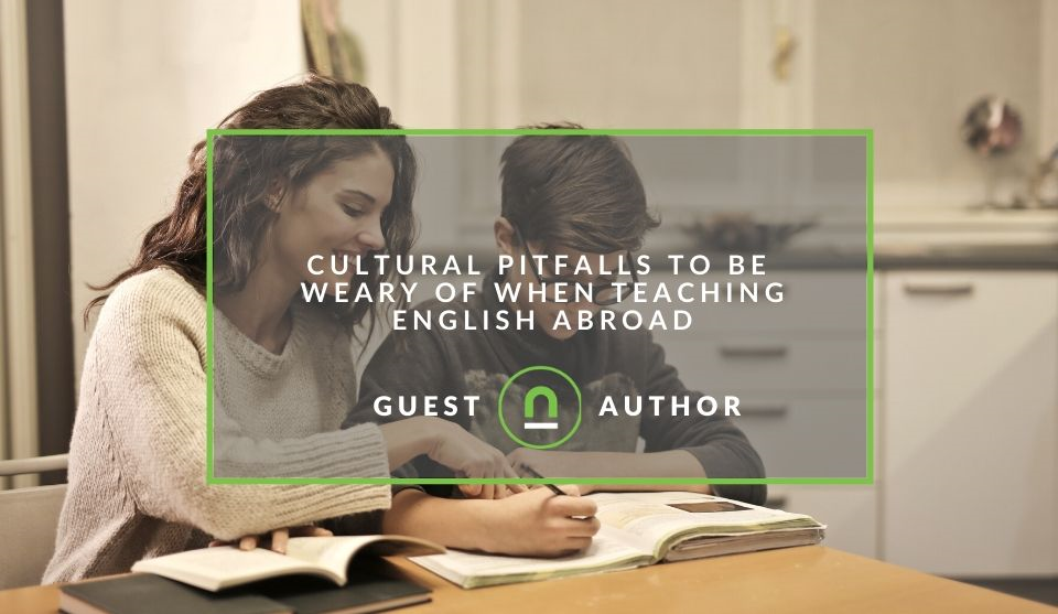 Culture shocks teaching english overseas