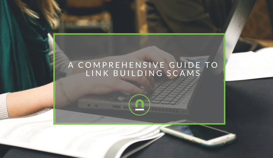 How link building schemes work