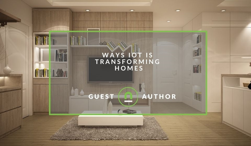 How IOT transforms your home