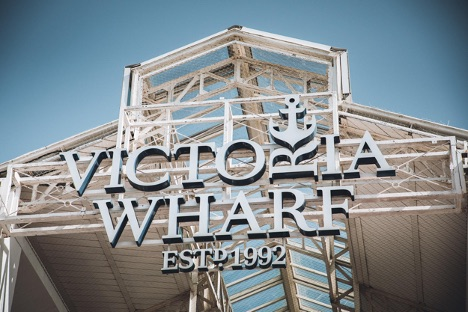 The V&A Waterfront - Cape Town