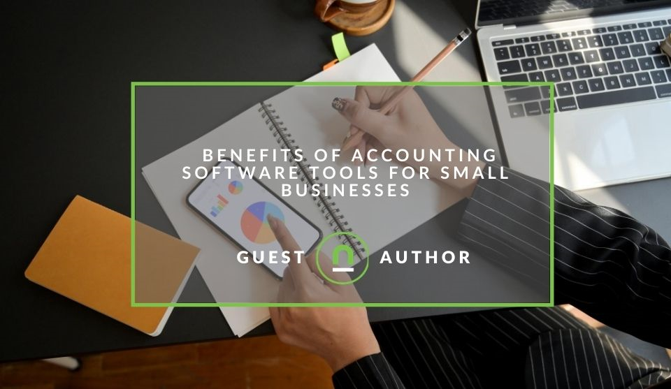 Accounting software benefits
