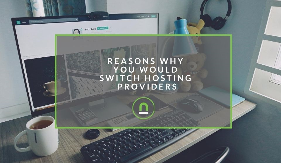 Why switch web hosting providers