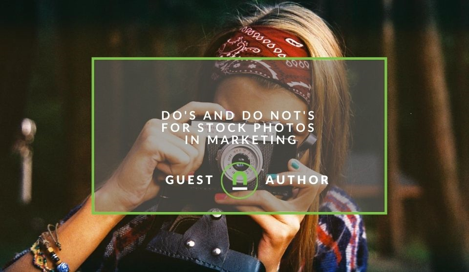 Stock photo do's and don'ts