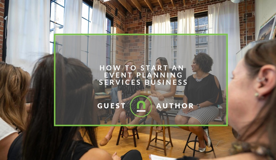 guide to starting event business