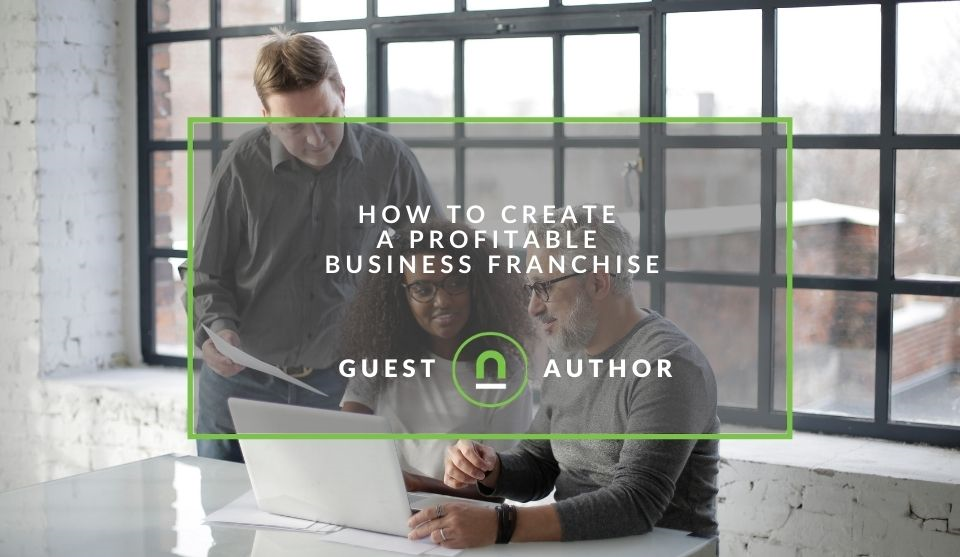 Create franchise business