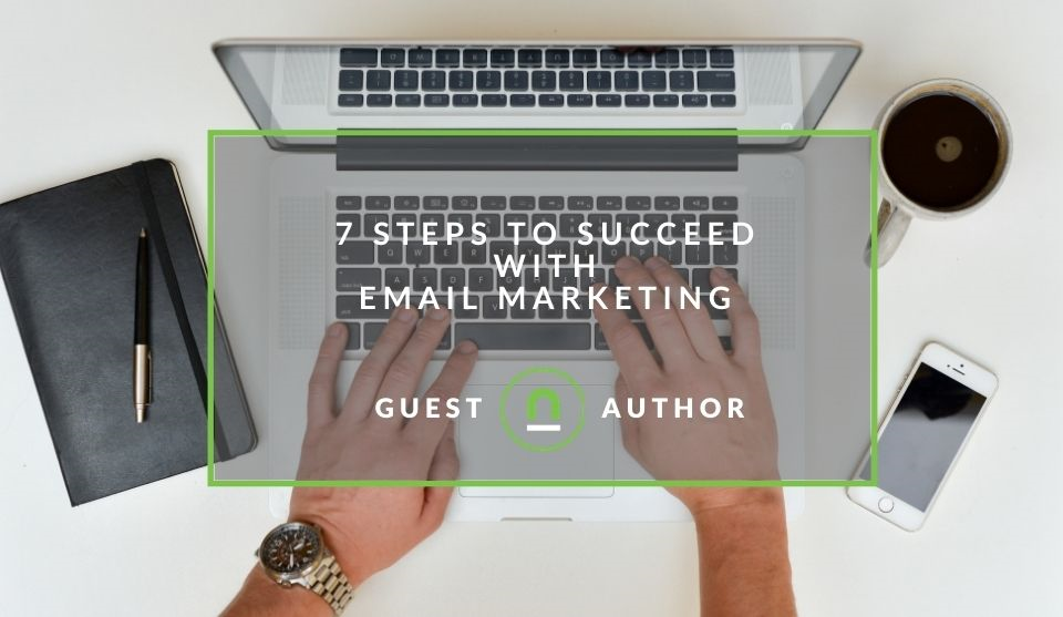 how to succeed with email marketing
