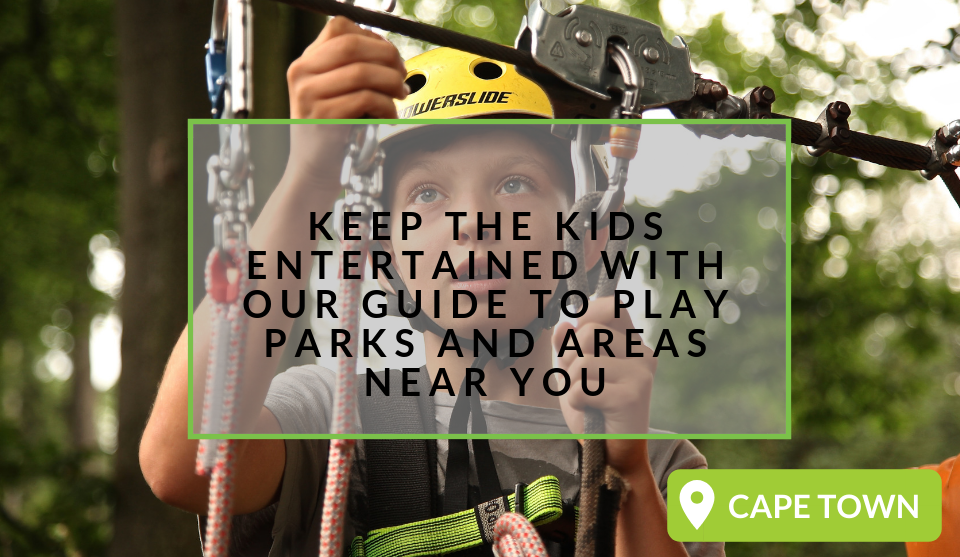 play parks and areas cape town