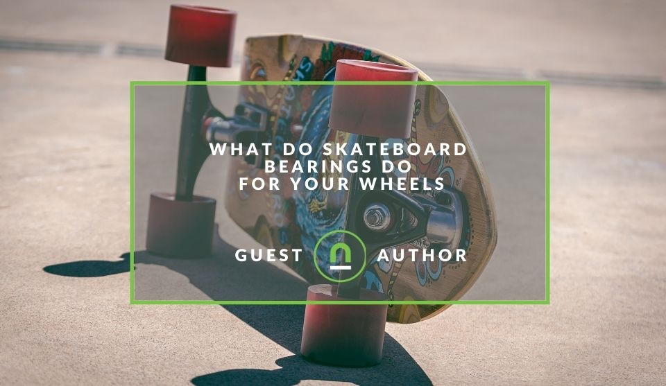 Importance of skateboard bearings