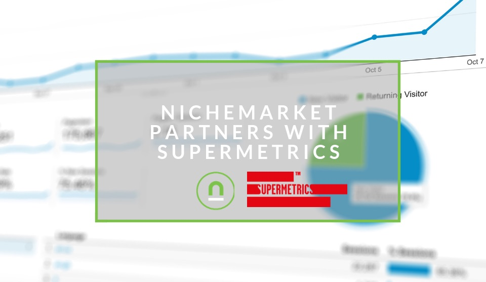 supermetrics partners with nichemarket