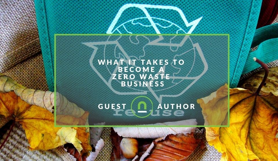 zero waste business