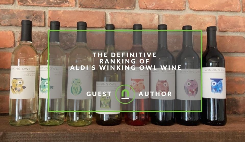 Winking owl wine guide