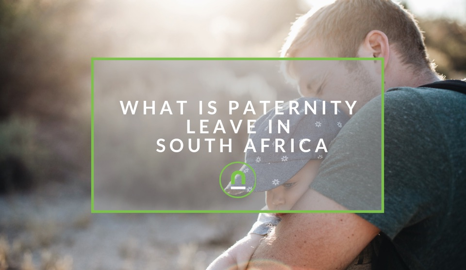 How paternity leave works in South Africa