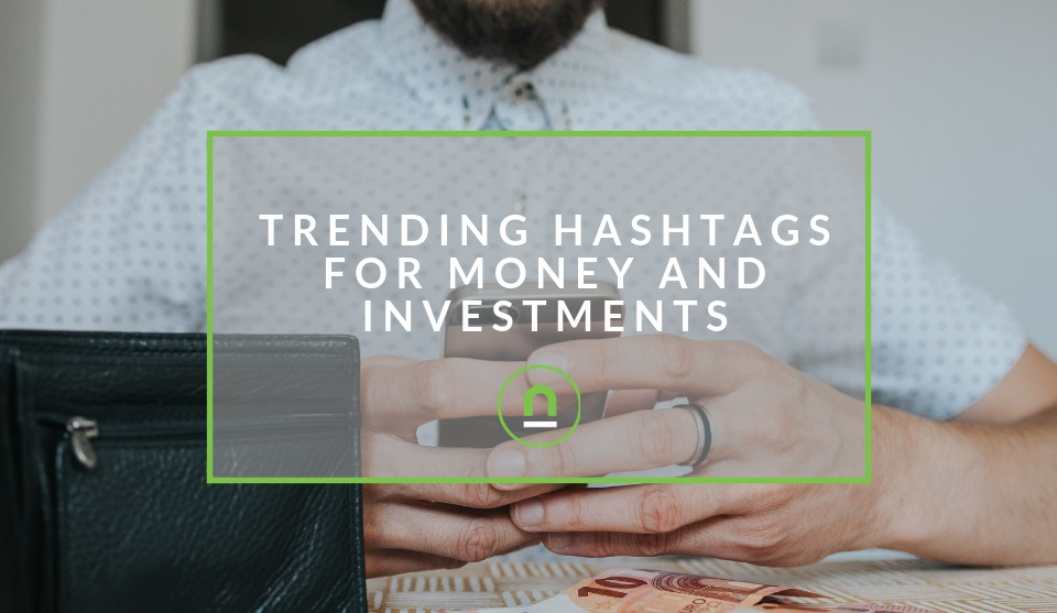 Trending hashtags finance