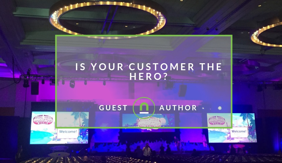 Is your customer the hero