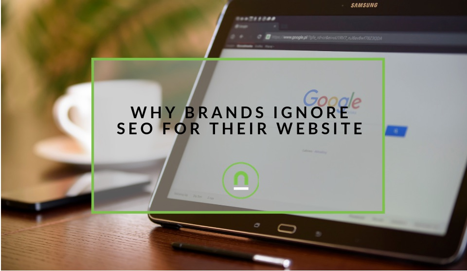 Why companies ignore SEO