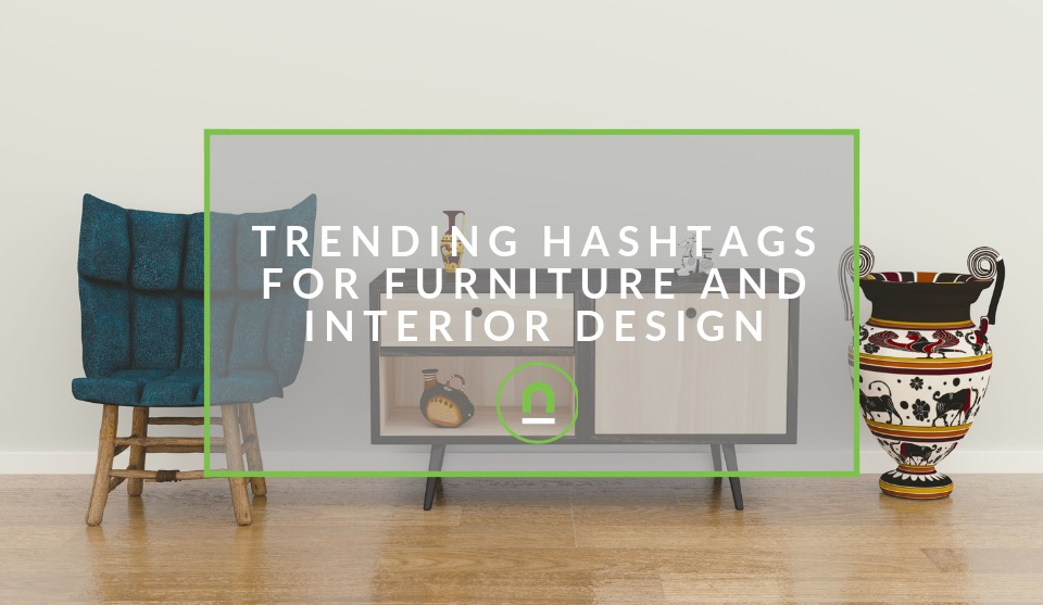 popular hashtags for interior design