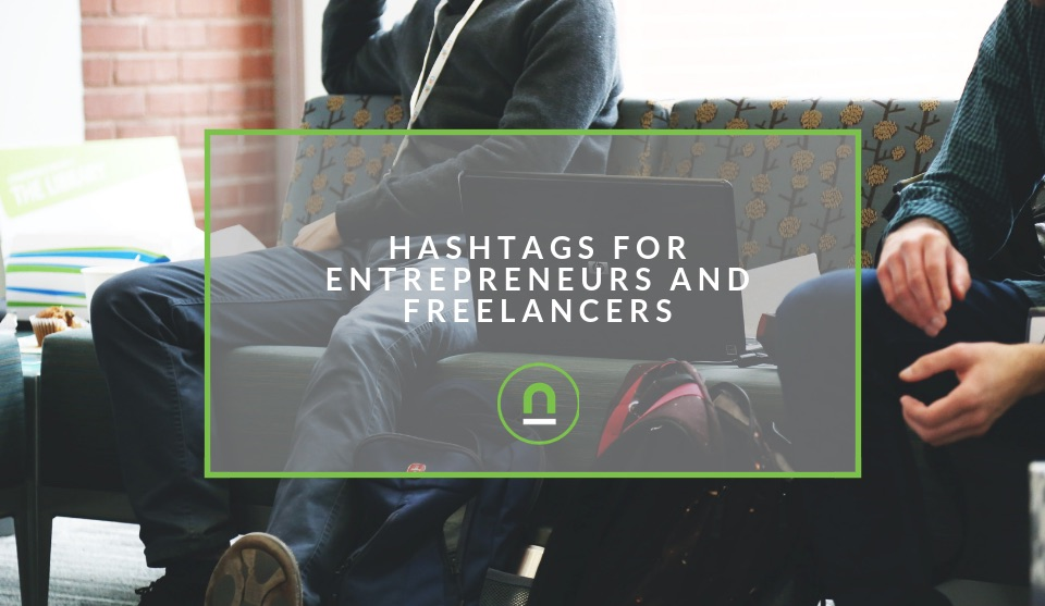 Trending hashtags for entrepreneurs