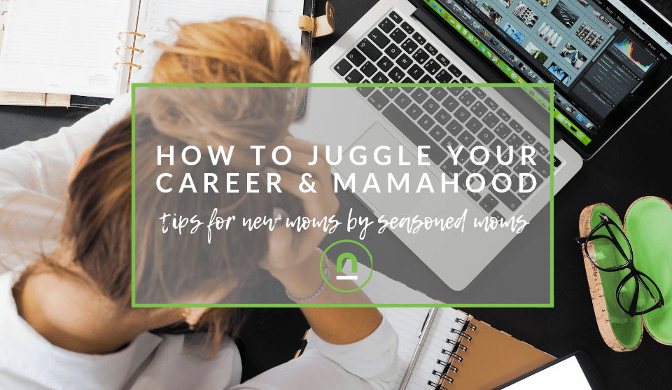 How Real Career Moms Cope With It All