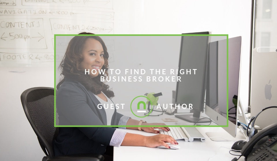 How to find a business broker