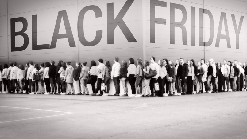 South African Interest In Black Friday
