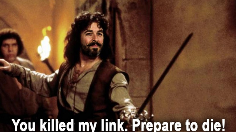 Rand Fishkin defends links with his life