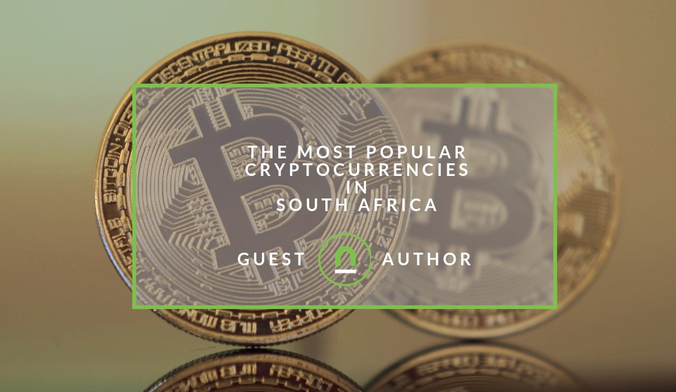 Popular cryptocurrencies used in South Africa