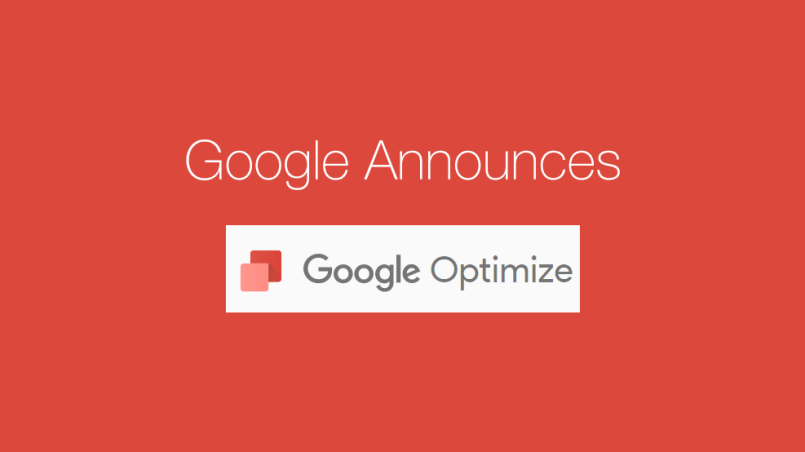 Set up A/B tests with Google Optimize