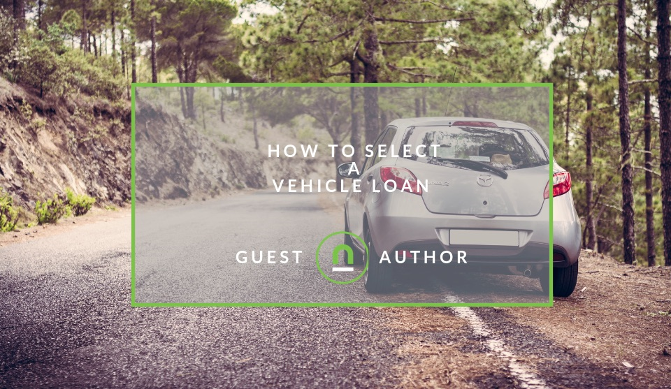 How to choose vehicle finance