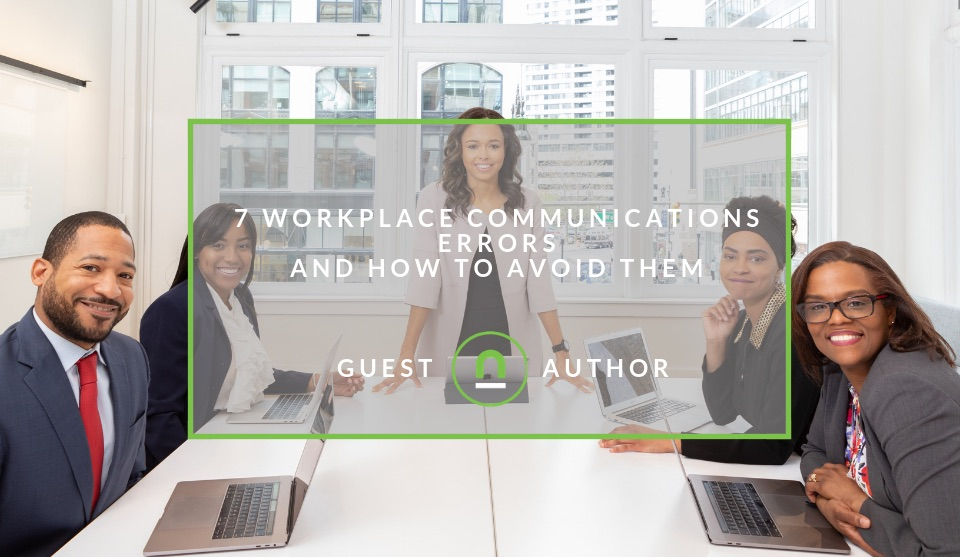Workplace communication mistakes