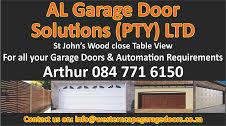 Al Garage Door Solutions Pty Ltd Nichemarket
