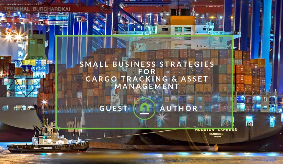 How to manage cargo and asset tracking