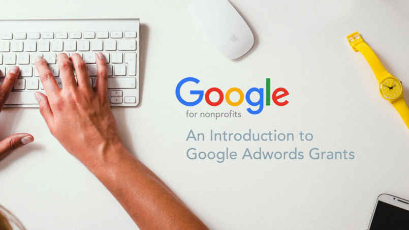 How to apply for a Google Grant