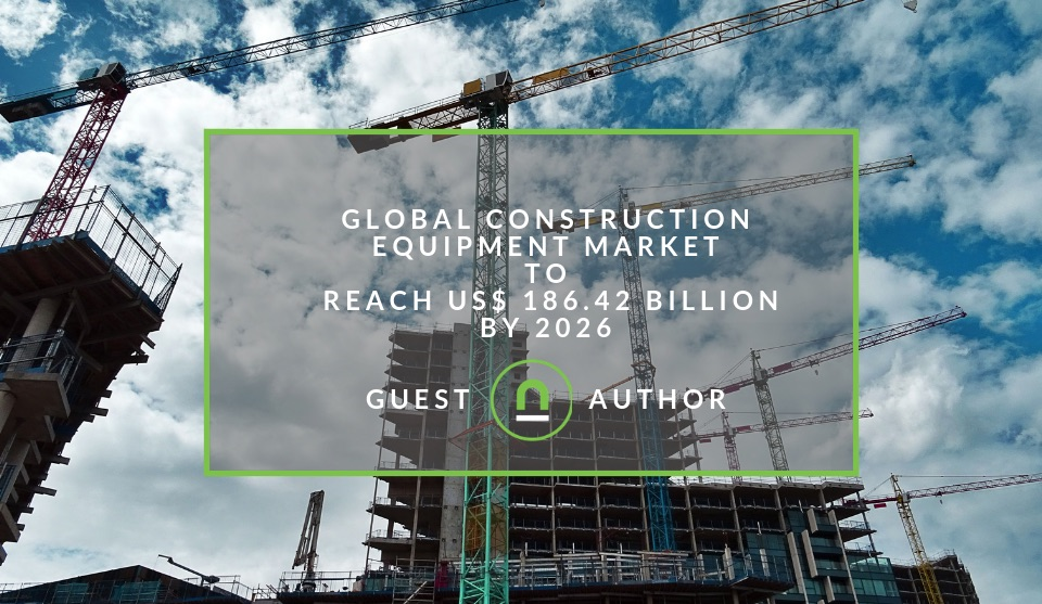Expansion of global construction market