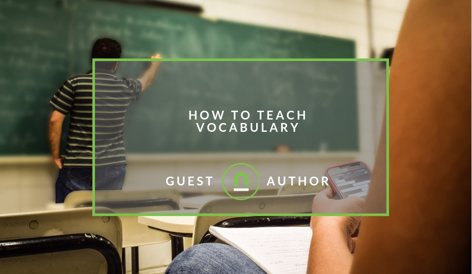 How to teach young children vocabulary skills