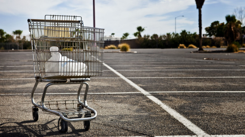 Why users abandon their carts