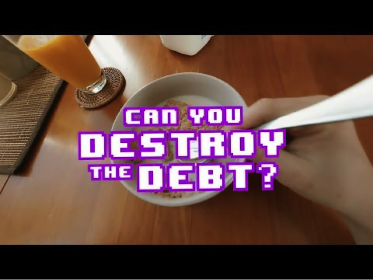 Banquer destroy debt campaign