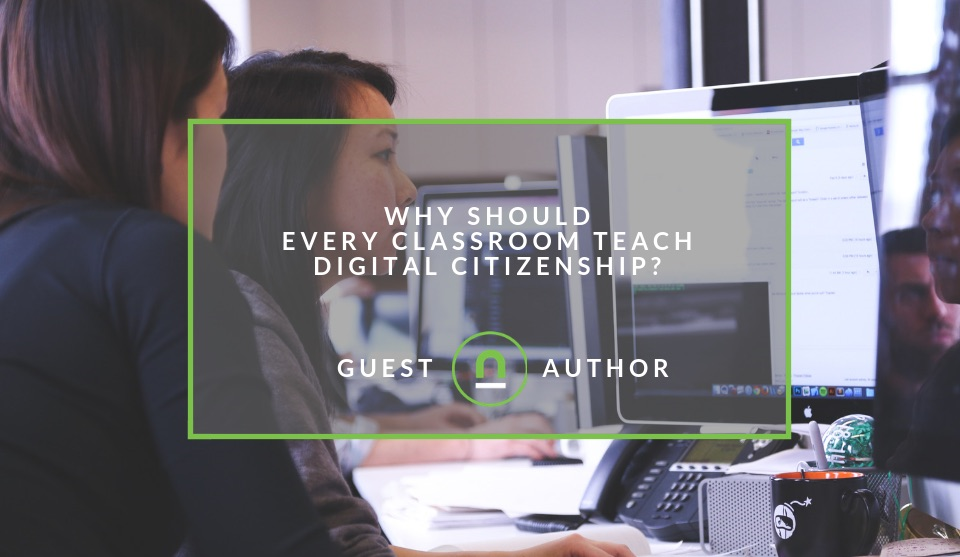 Teaching digital skills and responsible citizenship