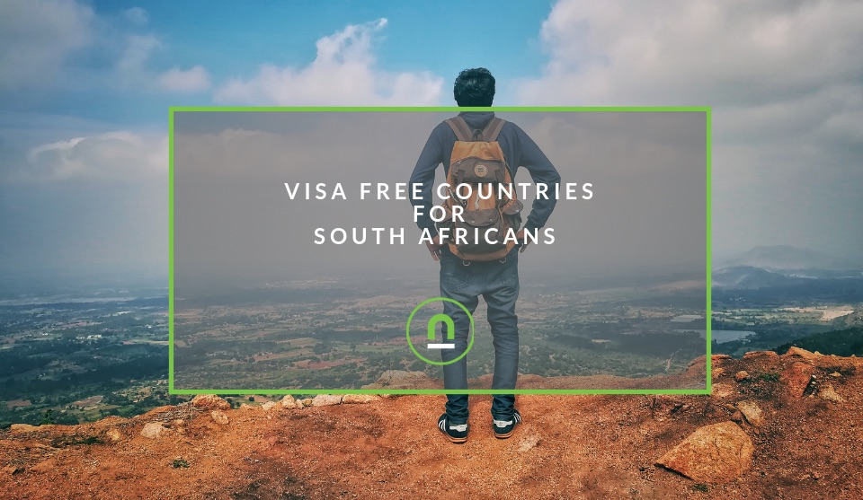 Where South Africans can visit without a visa