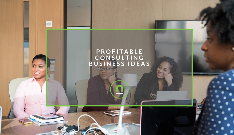 Profitable concepts for a consulting business
