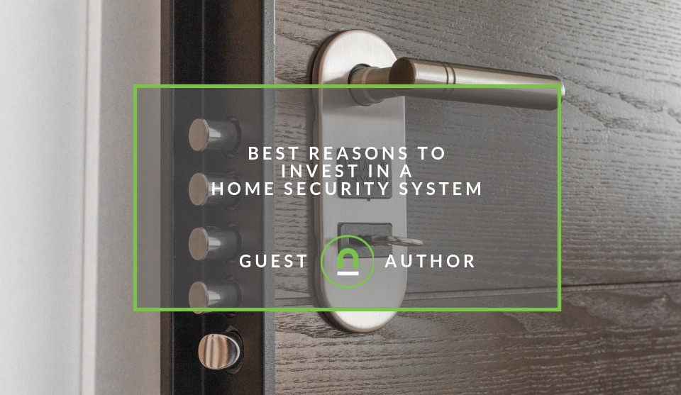 Reasons to get home security system