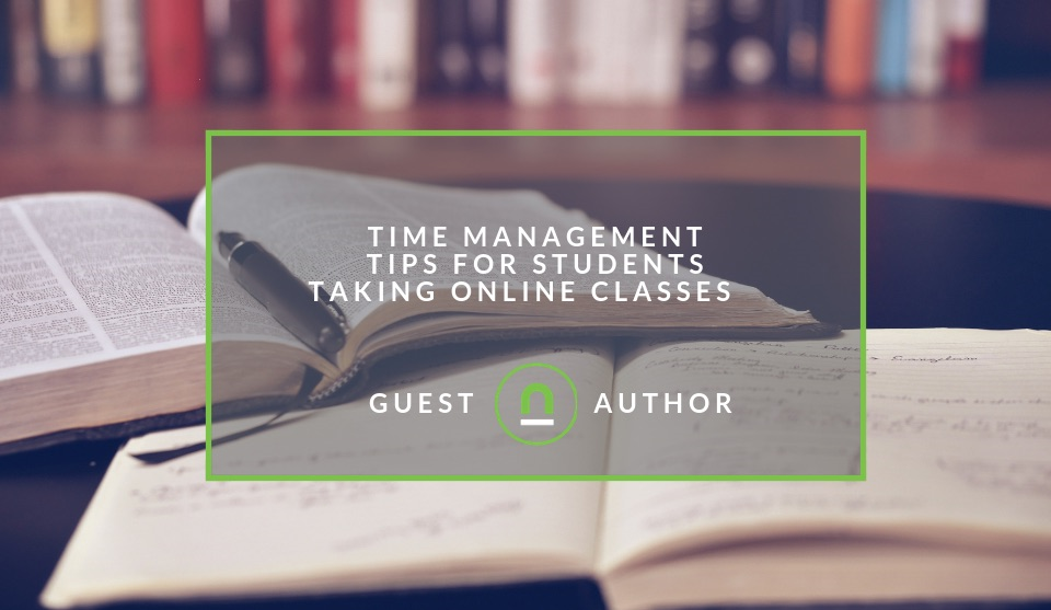 Time Management Tips for Students Taking Online Classes