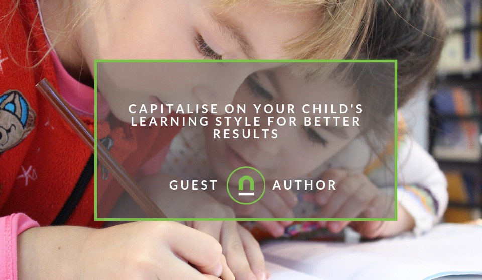 Tailor to your childs' learning style