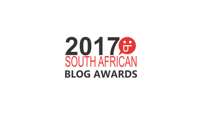 South Africa 2017 Blog Awards