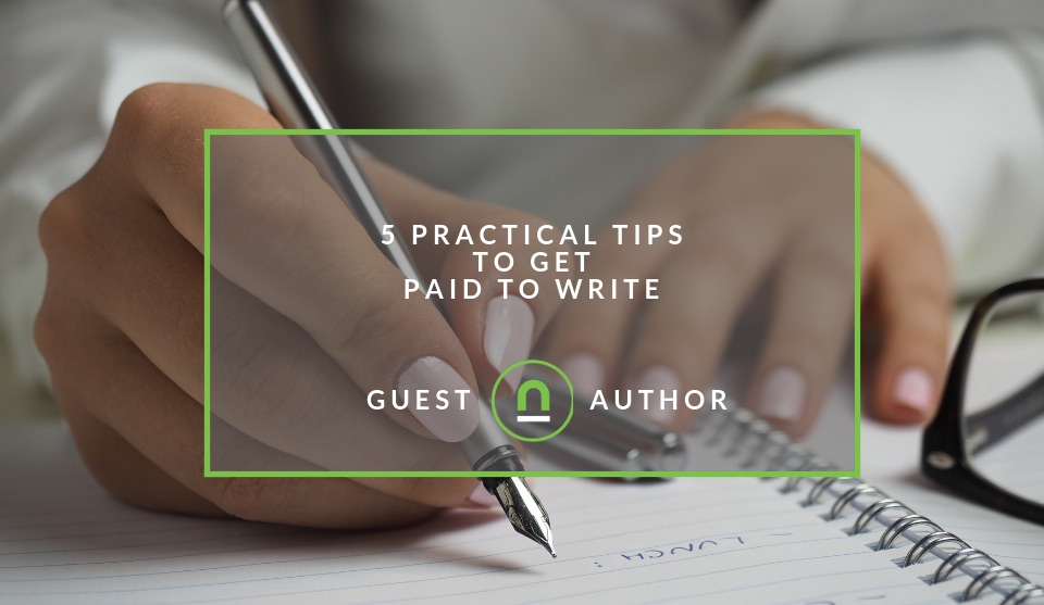 how to get paid writing jobs