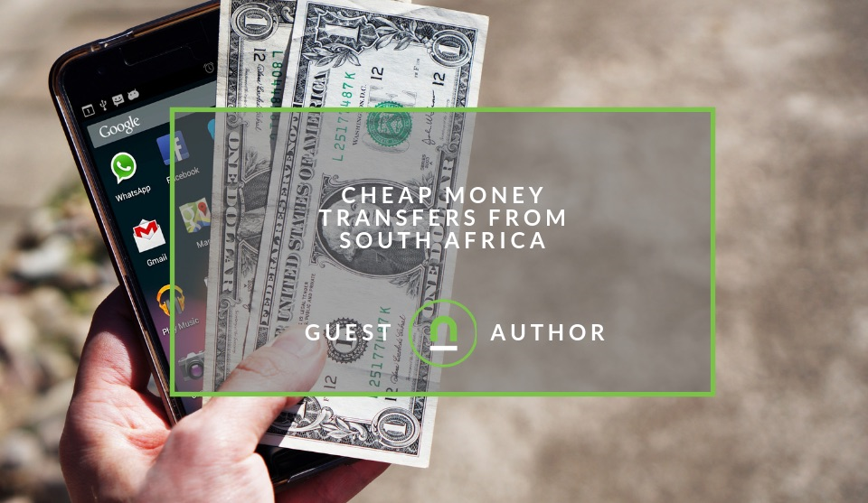 Cheap money transfers from South Africa