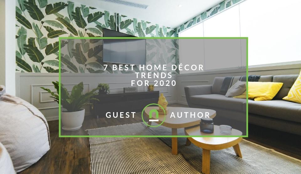 2020 Home Decor Trends.7 Best Home Decor Trends For 2020 Nichemarket