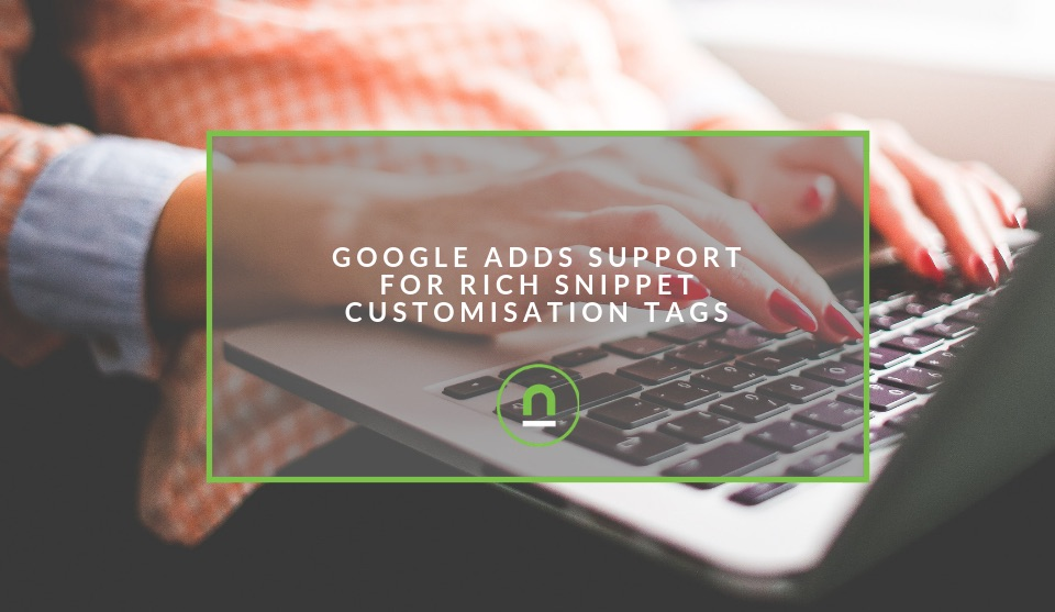 Google adds support for custom rich snippets