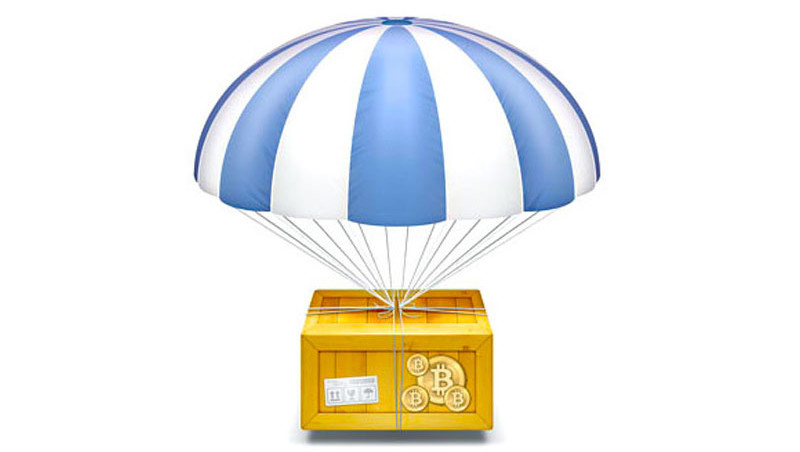 How to find the latest airdrops first