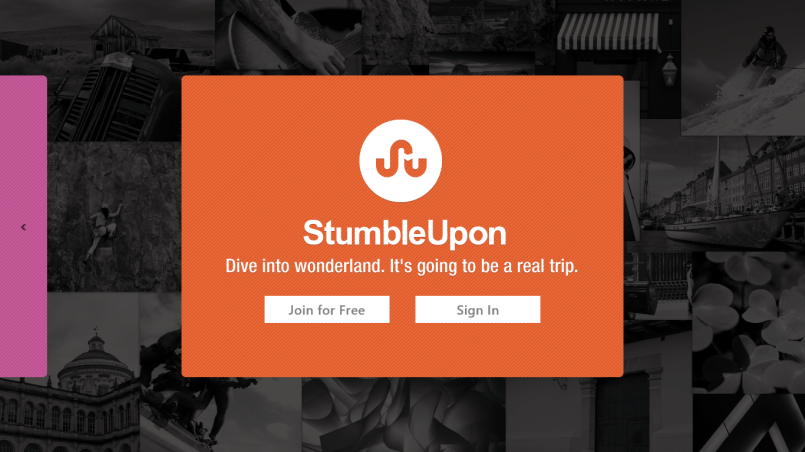 StumbleUpon is shutting down