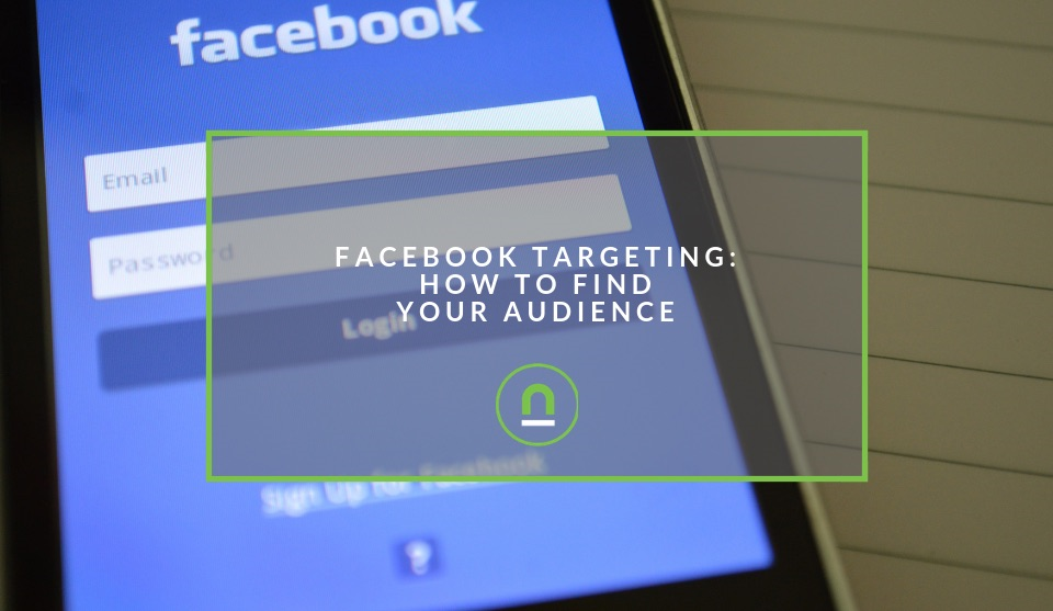 Exploring Facebook Ad targeting options